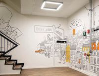 city-crowd-decal-wall-mural-design-for-home-office ...