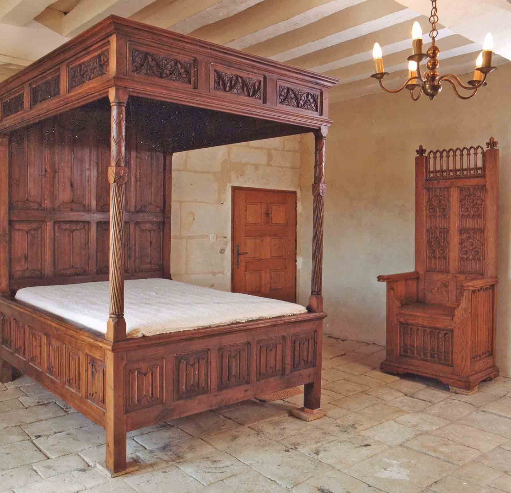4 Poster Bed Melbourne Medieval Canopy Bed Google Search Dream Home