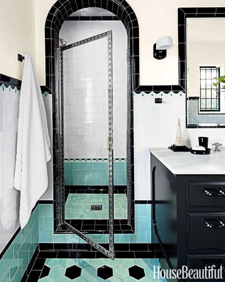 10+ Images About 1940'S Bathroom On Pinterest | Pink Bathrooms