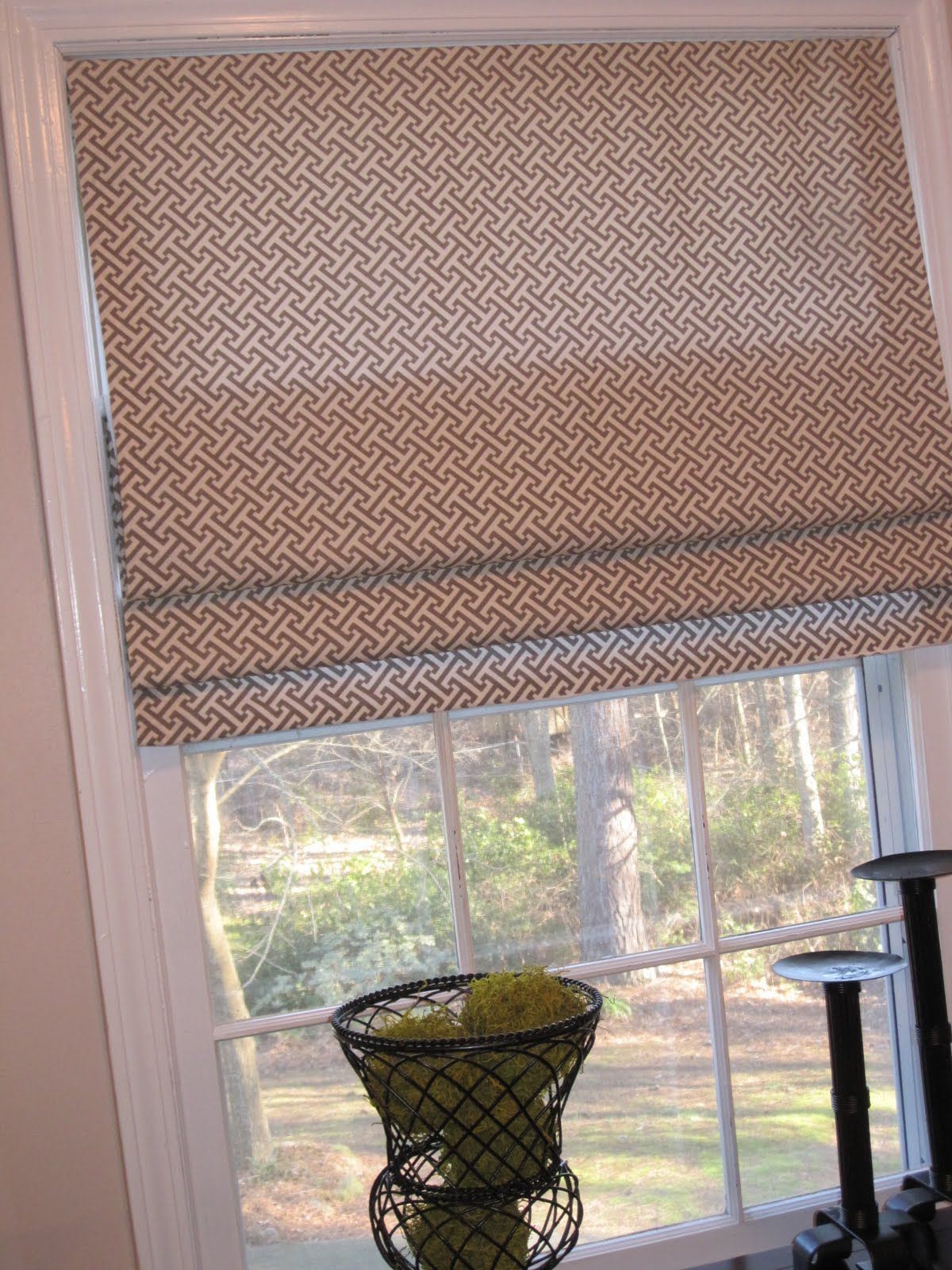 Where To Buy Roman Shades Easy Cheap Diy Window Treatments Sew For Your Home