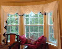 Window Treatments For Casement Windows | Bay Window ...