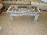 rustic shadow box coffee table | For the Home | Pinterest ...