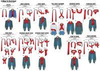 11 ways to tie men's scarf | Men's Style | Pinterest