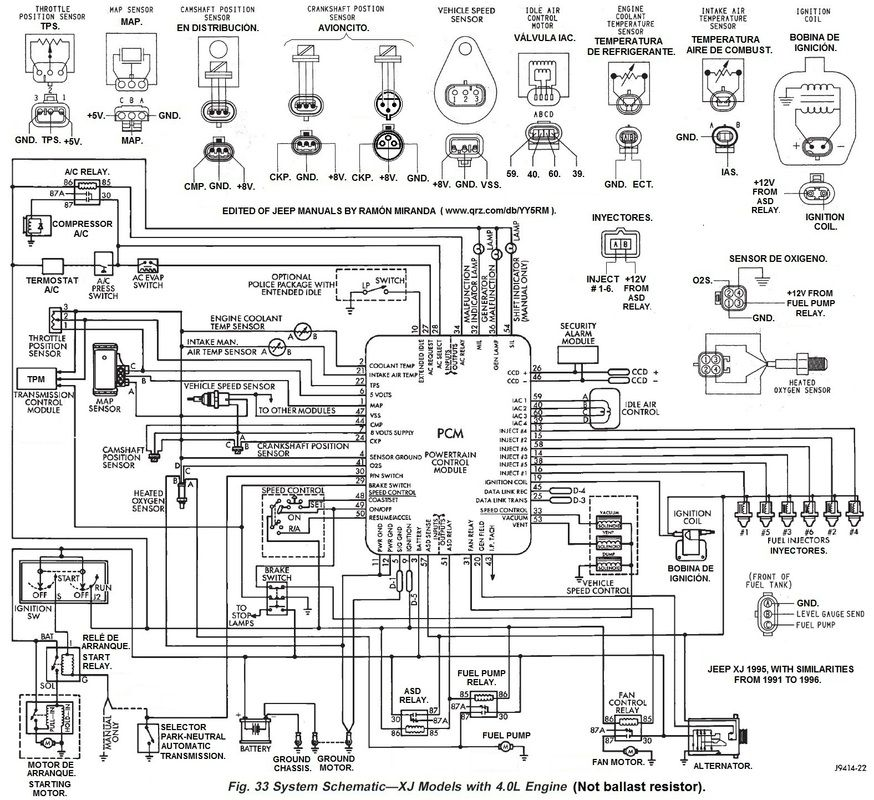 20 pin diagrama de cableado for toyota tundra