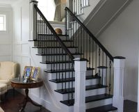 wood railings for interior house | ... home with quality ...