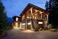 mountain home exterior design Architecture and Design ...