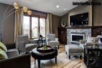 Contemporary Split Level Remodel - Living Room InteriorNo3 ...