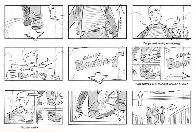 Adam Beer Storyboards Storyboards Pinterest Storyboard - commercial storyboards