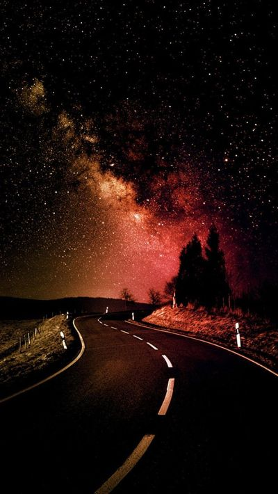 By the light of the sky.... | Milky Way | Pinterest