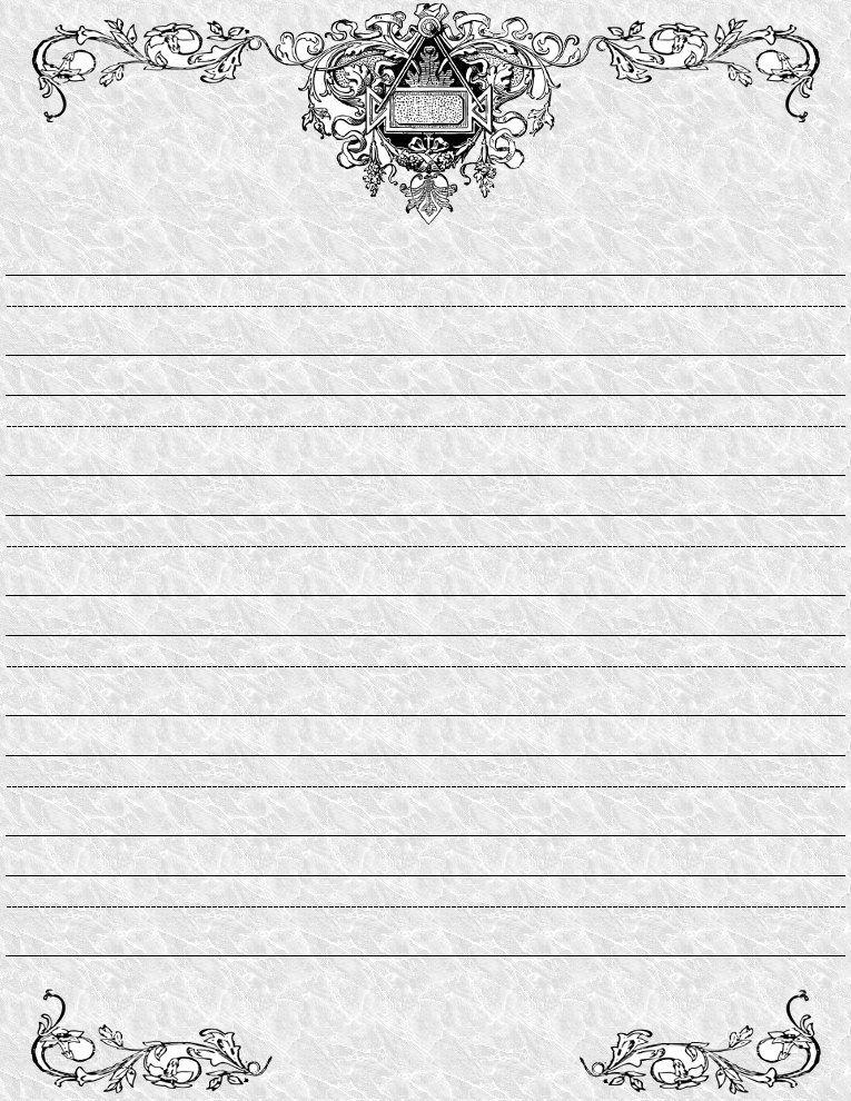 lined+stationary+free+printable Stationary, primary-lined - free printable lined stationary