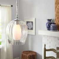 Fluted Pendant Lamp
