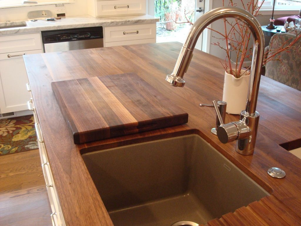 Tung Oil For Butcher Block Countertops Counter And Sink Cover Cutting Board Dream Home