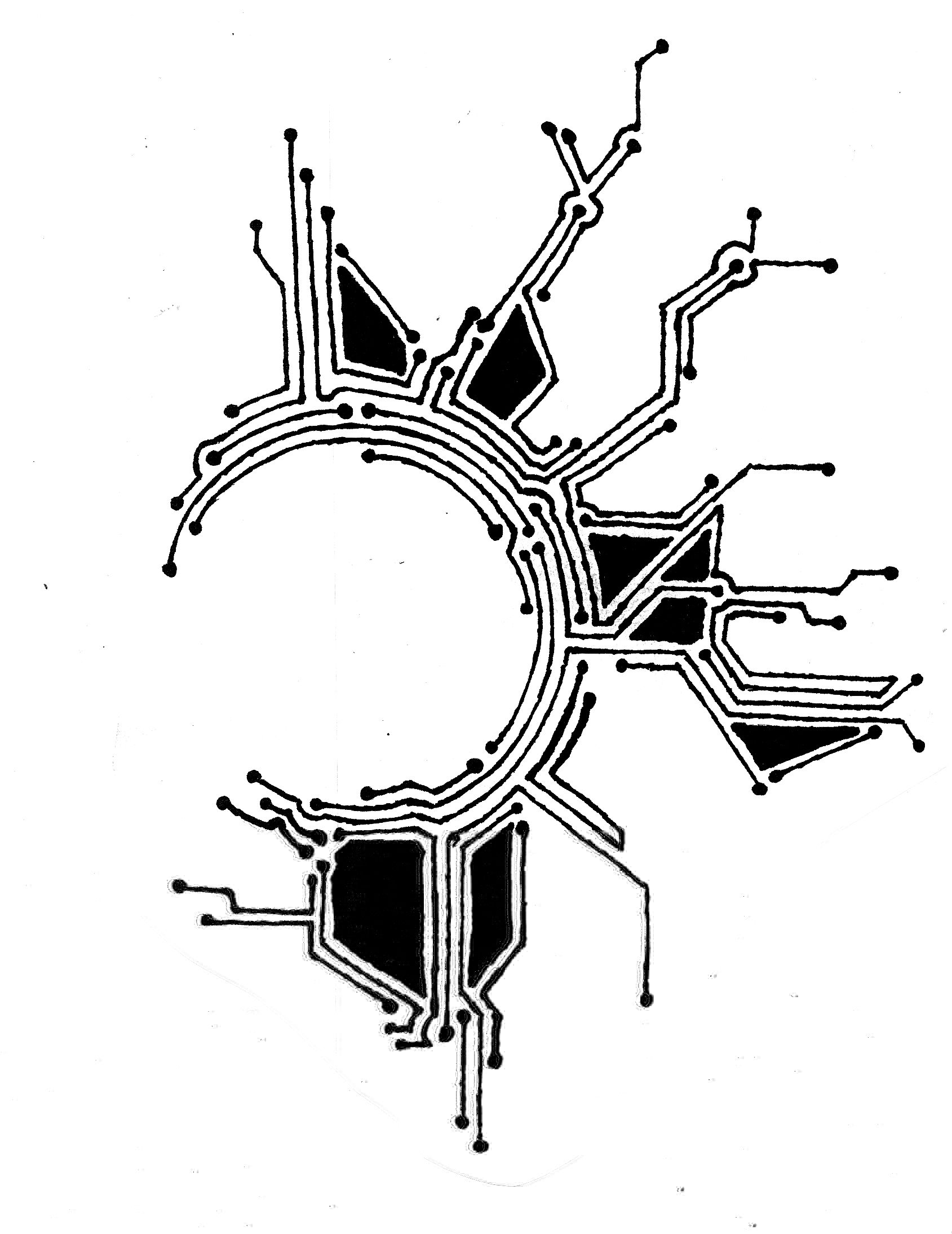 circuit board art art sculpture pinterest