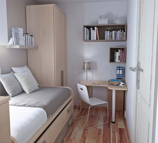 Stunning Home Decor Ideas For Small Spaces Bedrooms, Small - ideas for a small bedroom