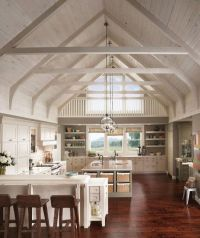 Image of Kitchen Light Fixtures Vaulted Ceiling also ...