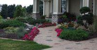 Landscaping Front Entrance Design Ideas | Landscape ...