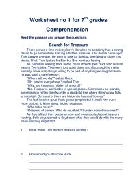 Language Arts 8Th Grade Worksheets Free Worksheets Library ...