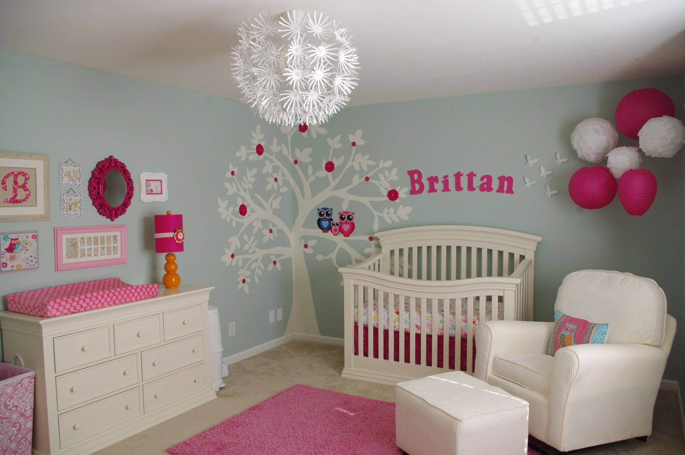 Baby Room Themes Girl Girl Nursery Paint Ideas Of Choose Baby Girl Nursery