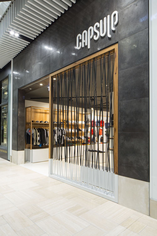 mall storefront design