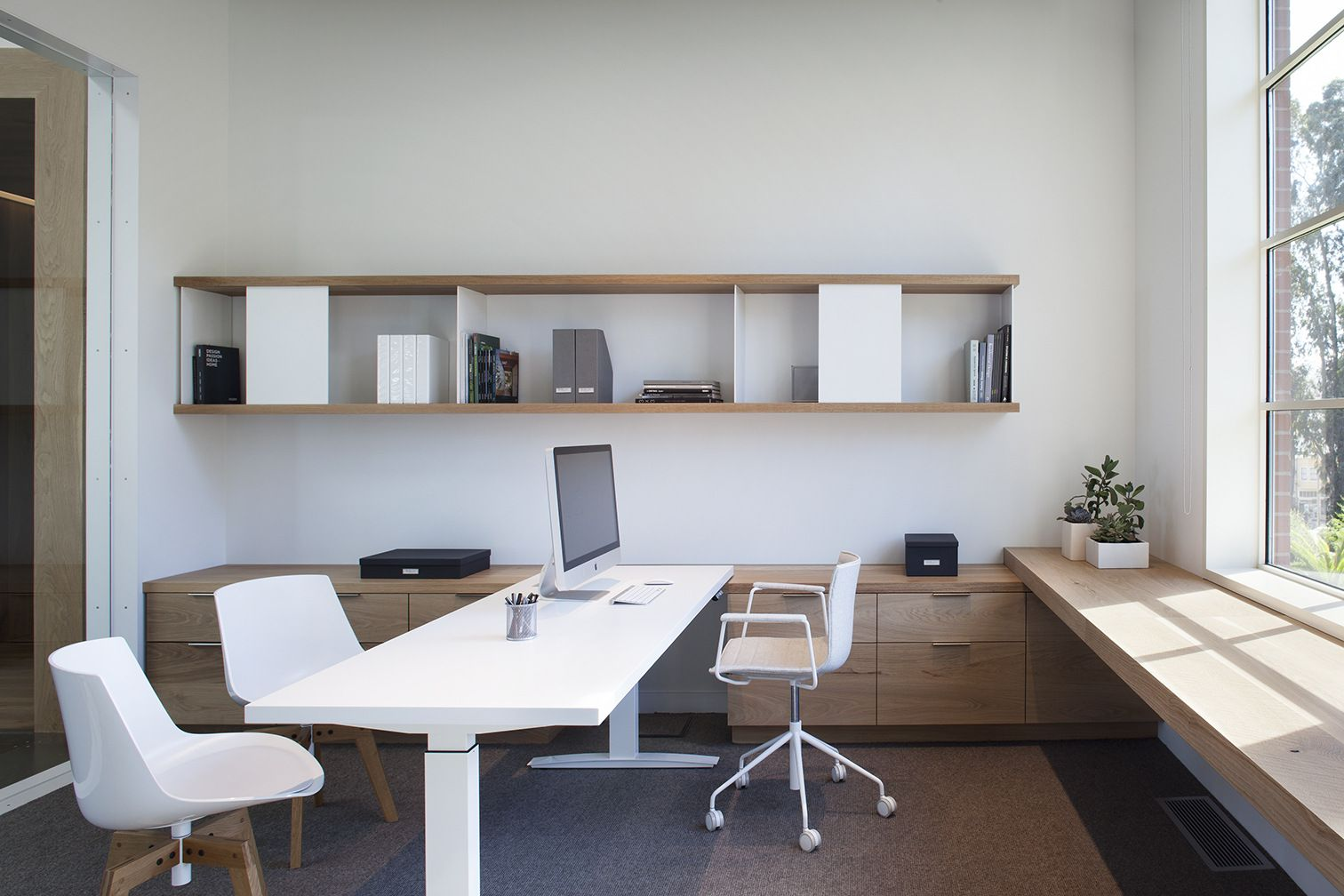Modern Office Interior Unnamed Company Office By Feldman Architecture Office