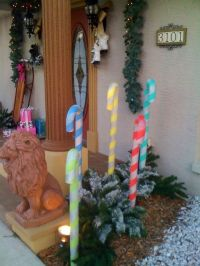 21 Best DIY Outdoor Christmas Decorations Ideas for 2017 ...