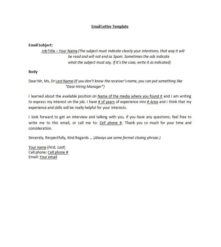 t cover letter templates - Amitdhull - free cover letter template for resume