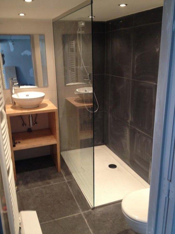 Kleines Bad, Große Duscheu2026 Baden Baden Pinterest Große   Kleine Badezimmer  4 Qm