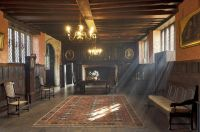16th Century Rainthorpe Hall  Tasburgh, Norfolk, England ...