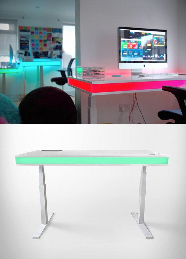 tableair-large Home shit Pinterest Office table, Blog - led schreibtisch tableair bilder app