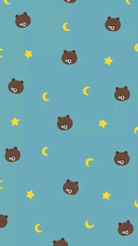 Kakao Friends Iphone Wallpaper Pin By Katie Takanashi On Line Friends Pinterest