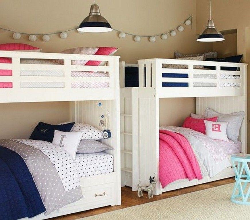 girls bedroom with bunk beds fresh bedrooms decor ideas boy girl - boy and girl bedroom ideas