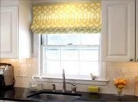 Curtain Ideas for Kitchen Windows | kitchen | Pinterest ...