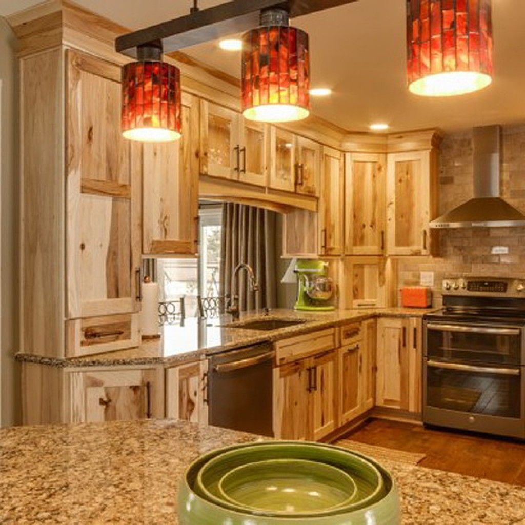 Denver Hickory Kitchen Cabinets 24 Amazing Hickory Kitchen Cabinets For Your Beautiful