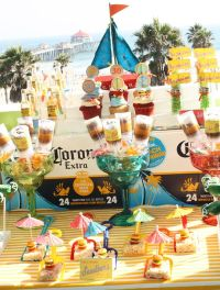 {A Pirate Looks at 30} Jimmy Buffett Themed Surprise Party ...