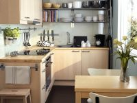 small ikea kitchen | For the Home | Pinterest | Kitchens ...