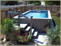 Above+Ground+Pool+Landscape+Designs | ... Pool Landscape ...