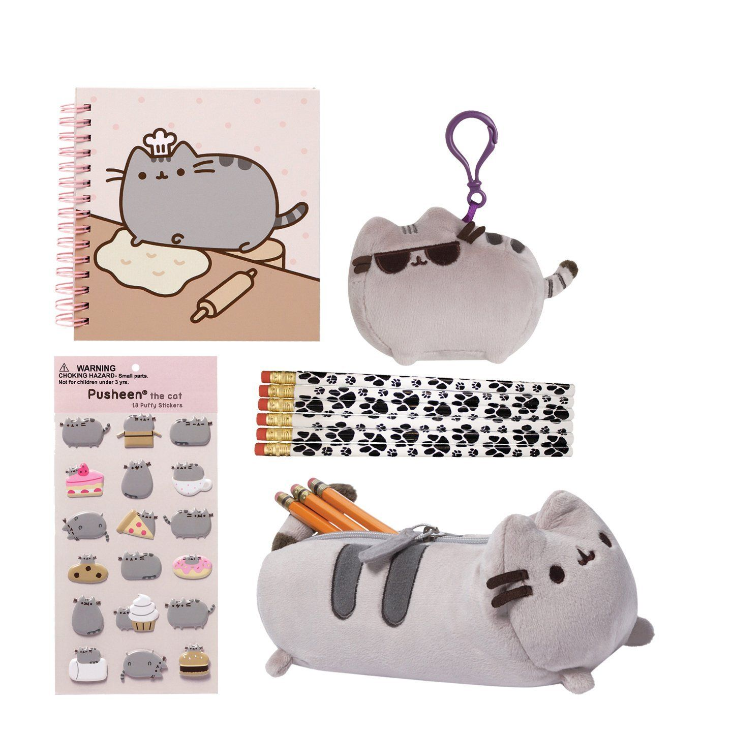 Cool Cat Supplies Have Fun At School With Pusheen Cool Cat Sunglass