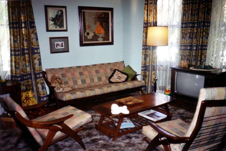 1970s Living Room