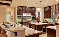 Toll Brothers Model Home Interior Design With Nice Kitchen ...