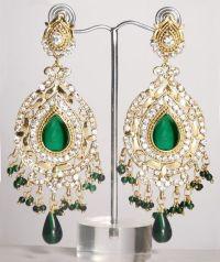 Heavy indian earrings | The Punjabi in me | Pinterest ...