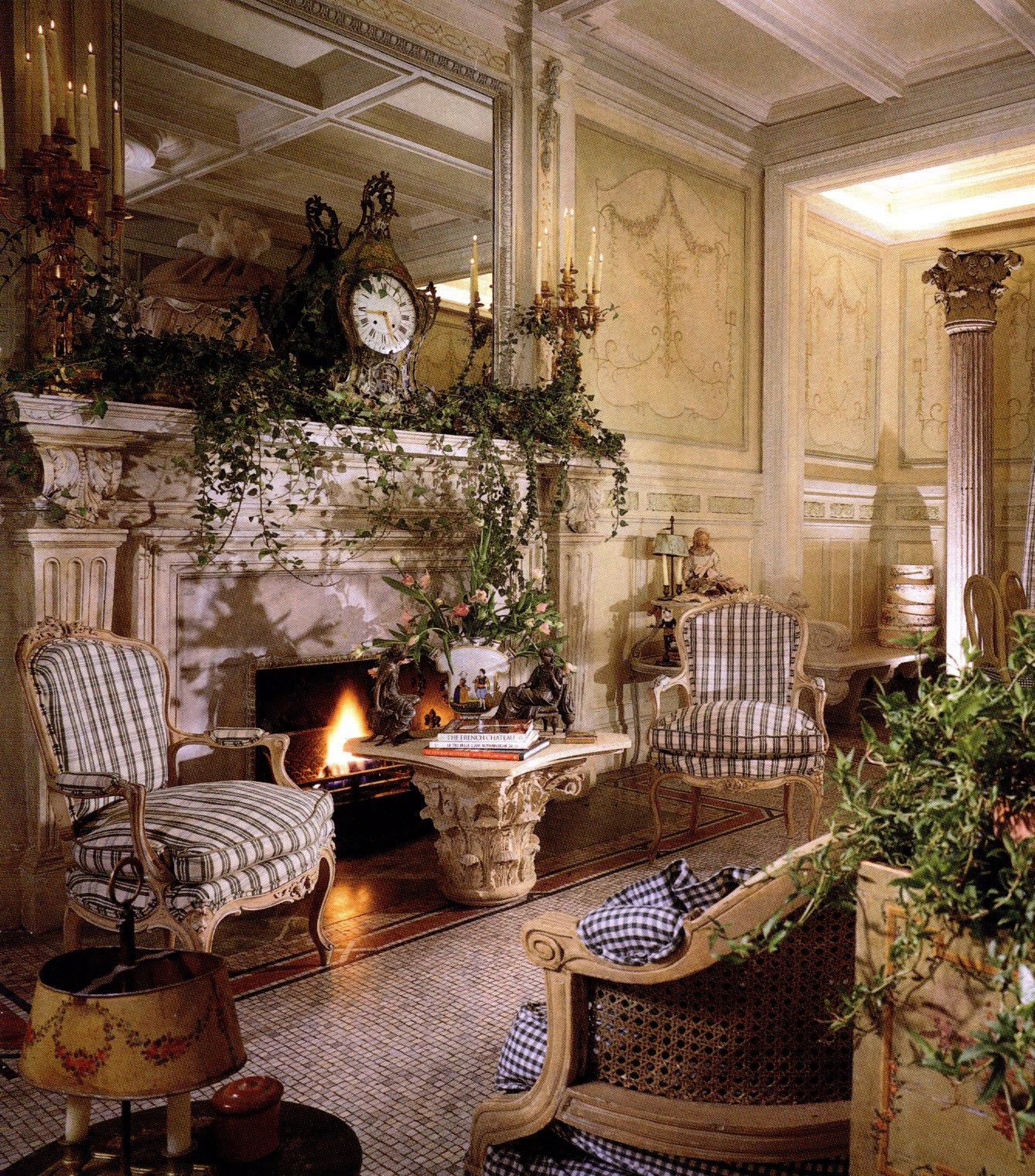 Im Wohnzimmer It S All About Interior Pinterest Living Room Fireplace Design Idea You Can Customize Your Cast Stone