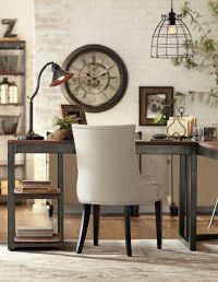 The industrial look. #office   Home Office   Pinterest ...