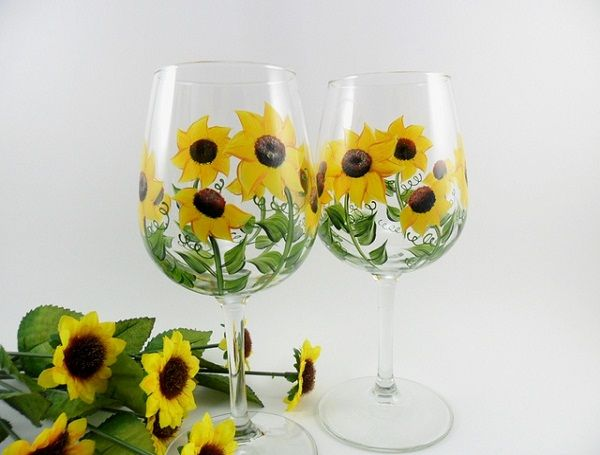 1000+ Images About Glass Painting On Pinterest | Jars, Christmas