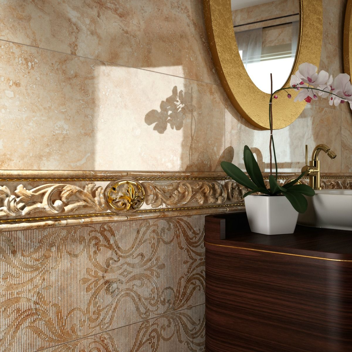 Actua Decor Colorker Royal Look Bathroom This Would Look