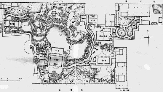 Chinese Gardens Thesis Ideas Pinterest Chinese garden - chinese garden design