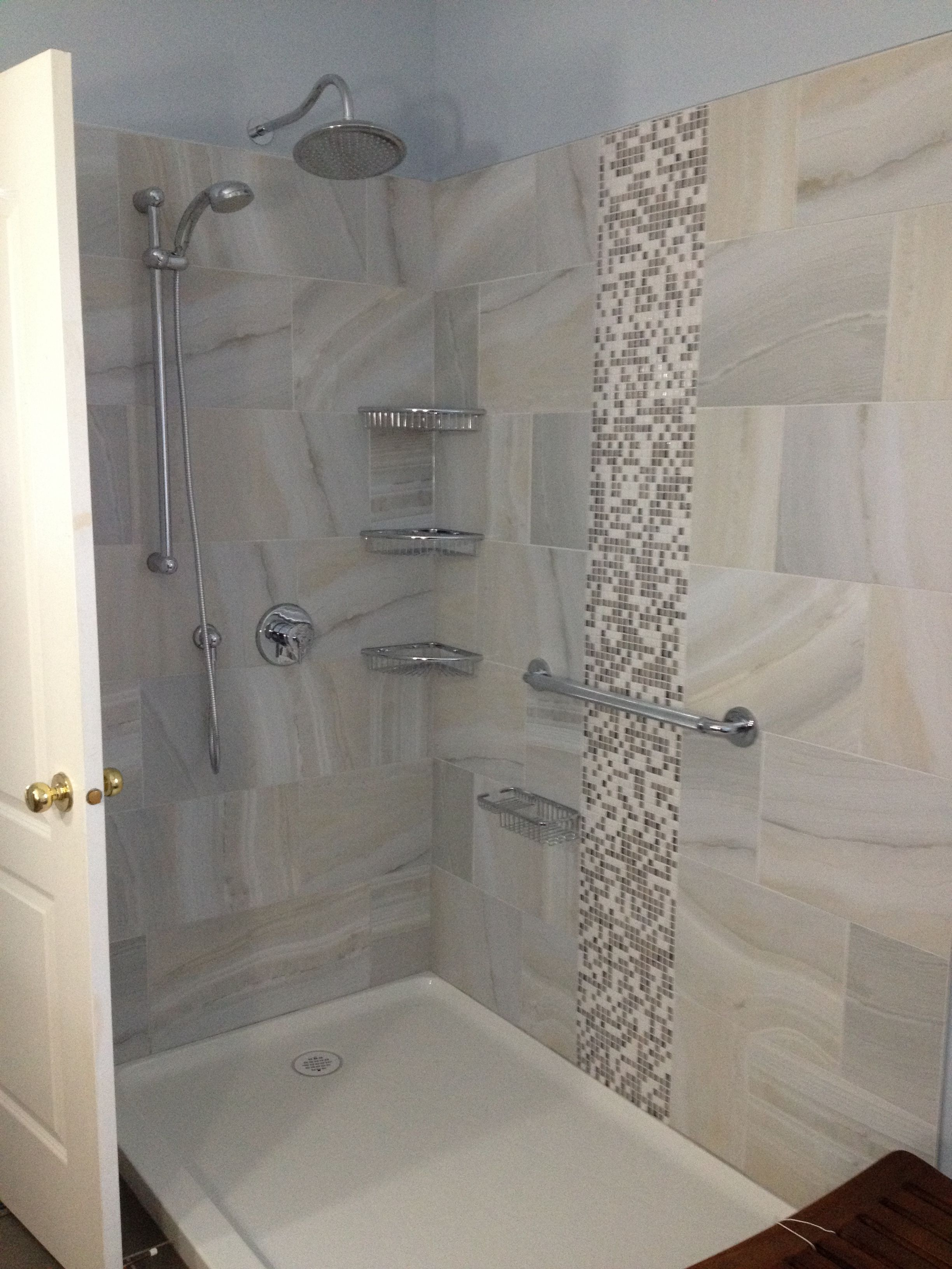 Waterfall Showers Designs Capolavoro 43renovation 43inc 43 43acrylic 43shower 43pan 43 43marble