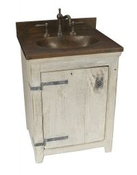 small western tables | Country Bathroom Vanities With ...