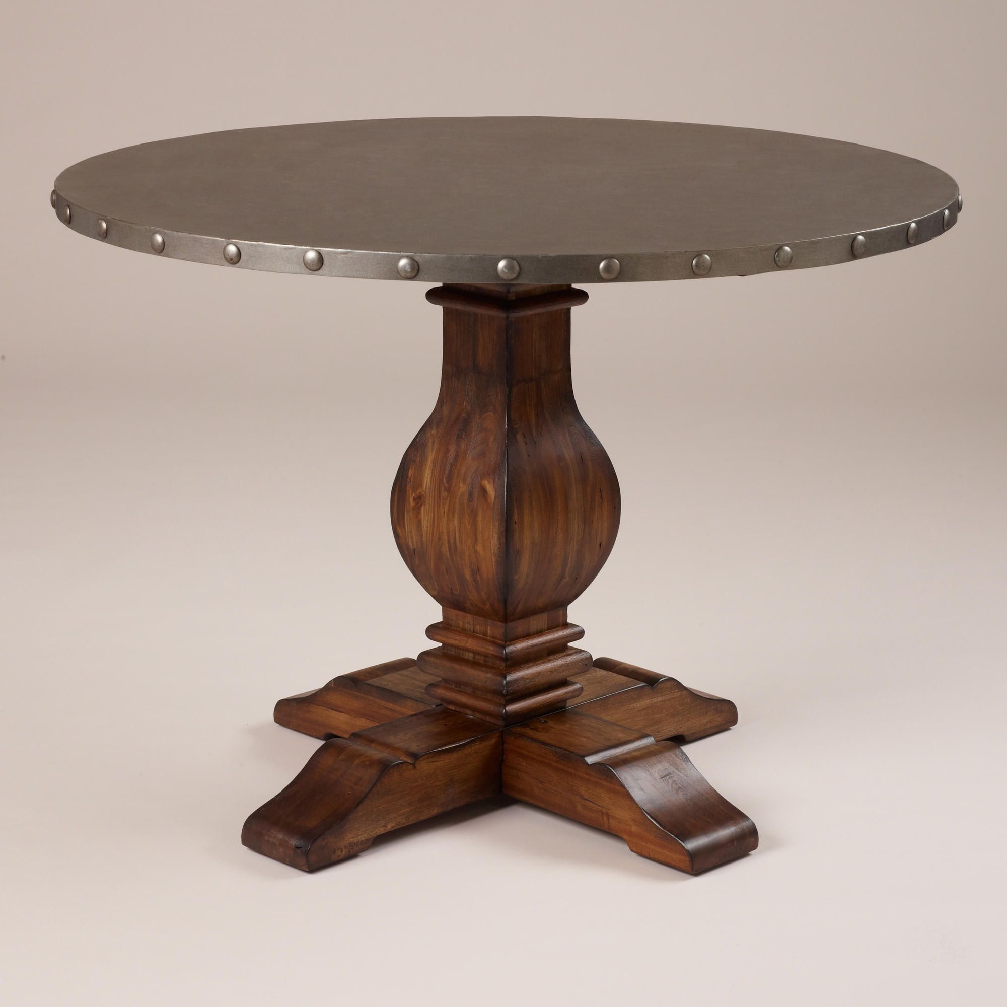 small round kitchen table Cooper Round Dining Table