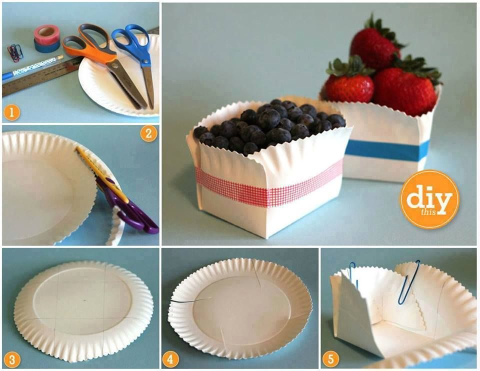 Creative New Things To Make With Paper Plates Projects