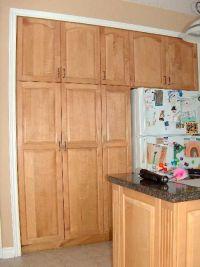 pantry kitchen makeover kitchen pantry storage ideas lowes ...
